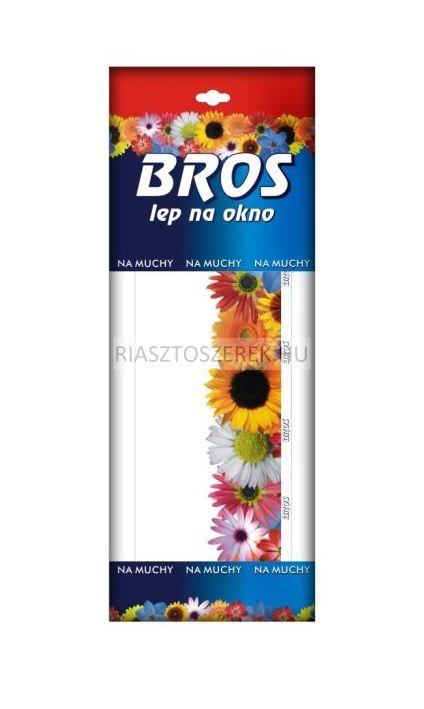 Bros légyfogó ablakra 4db / csomag