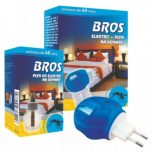 Szúnyogriasztó aeroszolok, beltéri szúnyogriasztók és utántöltők, ultrahangos készülékek
