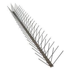 Anti-Bird 4 soros rozsdamentes acél galambriasztó tüske 1m