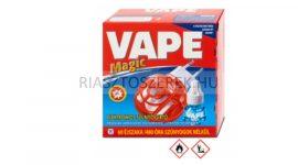 VAPE Magic kombi elektromos szúnyogirtó készülék + 36ml folyadék