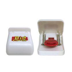 The Big Cheese Quick click patkánycsapda csalétekkel 3db/cs.