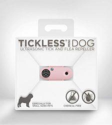 Tickless MINI Dog Pink tölthető ultrahangos kullancs és bolhariasztó kutyák számára