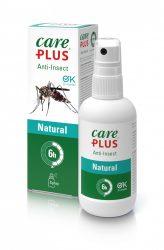 Care PLUS szúnyog és kullancsriasztó spray NATURAL 100ml
