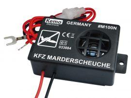 Kemo M100N ultrahangos nyestriasztó készülék gépjárművekbe