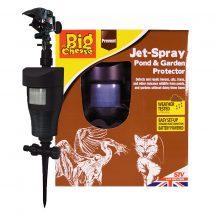 Defenders Jet-Spray mozgásérzékelős kisállat riasztó kerti locsoló