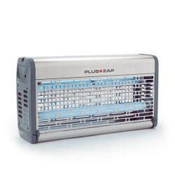PlusZap 30Watt rozsdamentes elektromos rovarcsapda ZE127
