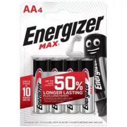 Energizer Ultra Plus AA ceruza elem 4db/cs.