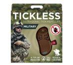 Tickless MILITARY Brown hordozható kullancsriasztó készülék emberek számára