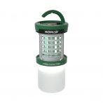 NOMAD Outdoor újratölthető UV LED rovarcsapda és lámpa