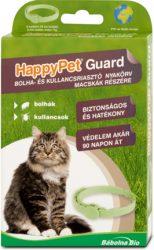 HappyPet Guard Bolha és Kullancsriasztó nyakörv macska részére