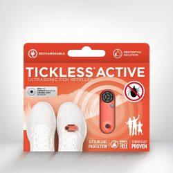 Tickless ACTIVE Coral hordozható kullancsriasztó készülék emberek számára