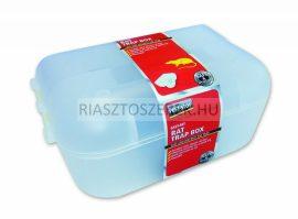 Pest-Stop dobozos zárható patkánycsapda