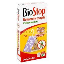 Biostop ruhamoly csapda 2db/cs.