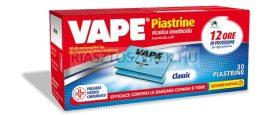 VAPE Magic szúnyogirtó lapka 30db/csomag