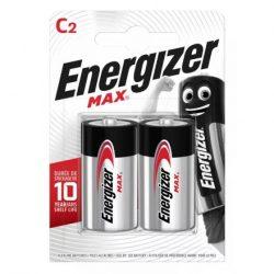 Energizer Ultra Plus (C) LR14 elem 2db/cs.