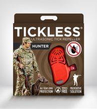Tickless HUNTER Orange hordozható kullancsriasztó készülék emberek számára