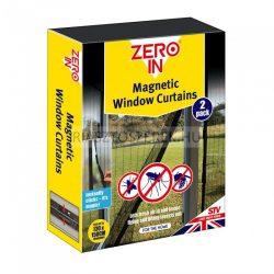 Zero In mágneses szúnyogháló ablakra 2db/cs. 150 x 130cm