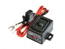 Kemo M180 vízhatlan (IP65) ultrahangos nyestriasztó készülék gépjárművekbe