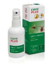 Care PLUS szúnyog és kullancsriasztó spray 40% DEET 60ml