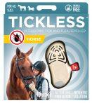 Tickless HORSE Beige hordozható kullancsriasztó készülék emberek és lovak számára