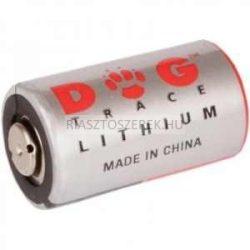 DOGTrace CR2 3V-os Líthium elem