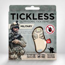 Tickless MILITARY Beige hordozható kullancsriasztó készülék emberek számára