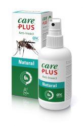 Care PLUS szúnyog és kullancsriasztó spray NATURAL 200ml
