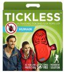 Tickless HUMAN Orange hordozható kullancsriasztó készülék emberek számára