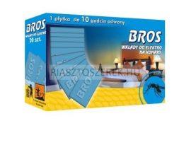 Bros szúnyogirtó lapka 20db/csomag