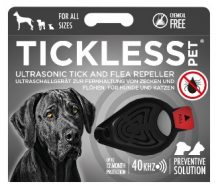 Tickless PET Black ultrahangos kullancs és bolhariasztó kutyák és macskák számára