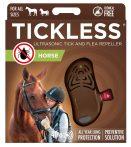 Tickless HORSE Brown hordozható kullancsriasztó készülék emberek és lovak számára